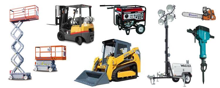 Tips for Equipment Rental